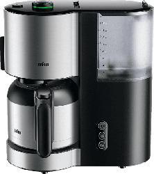 BRAUN ID Collection KF 5105 Kaffeemaschine Schwarz