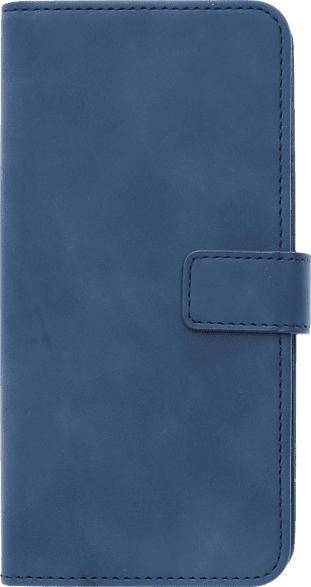 V-DESIGN BV 601 , Bookcover, Samsung, Galaxy A50, Kunstleder, Blau