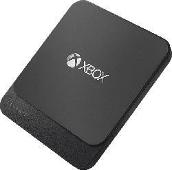 SEAGATE Game Drive für Xbox SSD , Festplatte, Schwarz