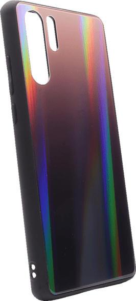 AGM 28384 , Backcover, Huawei, P30 Pro, Gehärtetes Glas, Thermoplastisches Polyurethan, Braun
