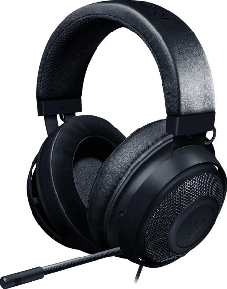 RAZER Kraken Headset Schwarz