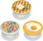 MediaMarkt POPSOCKETS PopMinis Breakfast Club Handyhalterung, Mehrfarbig