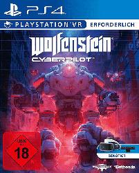 Wolfenstein: Cyberpilot [PlayStation 4]