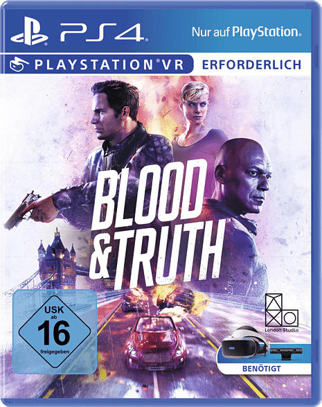 Blood & Truth [PlayStation 4]