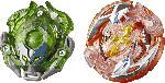 Media Markt HASBRO Beyblade Burst SlingShock Dual Packs Beyblade Burst Set, Mehrfarbig
