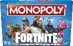 Media Markt HASBRO GAMING Monopoly Fortnite Gesellschaftsspiel, Mehrfarbig