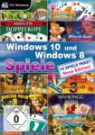 Media Markt Windows 10 und Windows 8 Spiele - Neue Edition [PC]