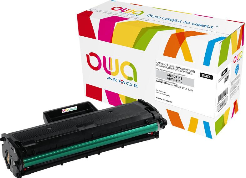OWA K15804OW Toner Schwarz