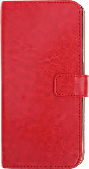 V-DESIGN BV 626 , Bookcover, Samsung, Galaxy A80, Kunstleder, Rot