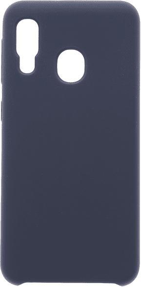 V-DESIGN PSC 128 , Backcover, Samsung, Galaxy A20e, Thermoplastisches Polyurethan, Blau