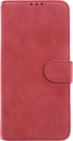 V-DESIGN V-2-1 361 , Bookcover, Samsung, Galaxy A70, Kunstleder, Rot