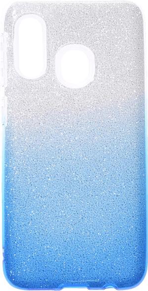 V-DESIGN VSP 147 , Backcover, Samsung, Galaxy A20e, Plastik + Thermoplastisches Polyurethan, Blau