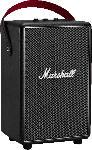 MediaMarkt MARSHALL Tufton Bluetooth Lautsprecher, Schwarz, Wasserfest