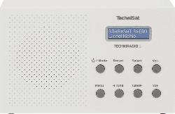 TECHNISAT Techniradio 3 Radio (Weiß)