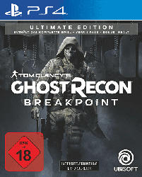 Tom Clancys Ghost Recon: Breakpoint (Ultimate Edition) [PlayStation 4]