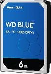 MediaMarkt WD Blue™, 6 TB HDD, Interner Speicher, 3.5 Zoll, intern