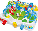 MediaMarkt CLEMENTONI Baby-Tischfußballspiel Babyspielzeug, Mehrfarbig