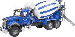BRUDER MACK Granite Betonmisch-LKW Spielzeugfahrzeug, Mehrfarbig