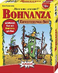 AMIGO 01902 BOHNANZA ERWEITERUNGS-SET Kartenspiel, Mehrfarbig