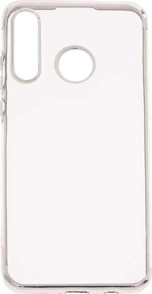 V-DESIGN HBC 030 , Backcover, Huawei, P30 Lite, Thermoplastisches Polyurethan, Silber
