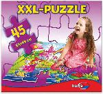 MediaMarkt NORIS XXL Puzzle Feenland Puzzle, Mehrfarbig