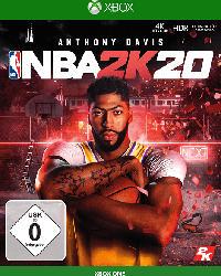 NBA 2K20 [Xbox One]