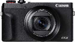 CANON PowerShot G5 X Mark II Digitalkamera Schwarz, 20.1 Megapixel, 5fach opt. Zoom, Touchscreen-LCD (TFT), WLAN