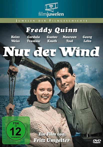 Nur der Wind (Filmjuwelen) [DVD]