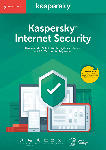 MediaMarkt Kaspersky Internet Security 3 Geräte (Code in a Box) (FFP)
