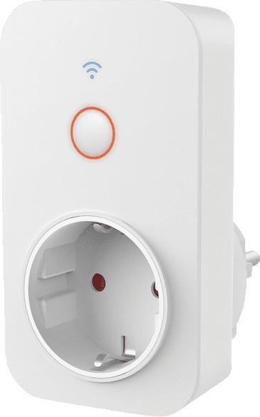 HAMA WiFi Steckdose mit integriertem Strommessgerät