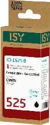 ISY ICI-1525-B Tintenpatrone wiederaufbereitete Tintenpatrone 525 Schwarz