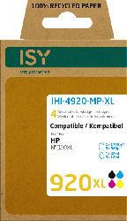ISY IHI-4920-MP-XL Tintenpatrone Mehrfarbig