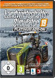 Landwirtschafts-Simulator 19: Offizielles CLAAS Add-On (USK) [PC]