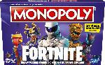 Media Markt HASBRO GAMING Monopoly Fortnite Edition, Brettspiel zu dem Fortnite Videospiel, ab 13 Jahren Gesellschaftsspiel, Mehrfarbig