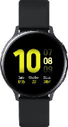 SAMSUNG  Galaxy Watch Active2 Aluminium 44mm AB Smartwatch Aluminium, Fluorkautschuk, M/L, Aqua Black