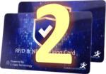 MediaMarkt MAKAKAONTHERUN Doppelpack RFID NFC Blocker-Karte