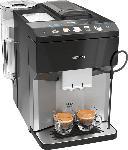Media Markt SIEMENS TP507DX4 EQ.500 Classic Kaffeevollautomat Schwarz/Edelstahl
