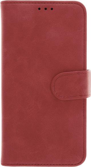 V-DESIGN V-2-1 417 , Bookcover, Apple, iPhone Pro Max, Kunstleder, Rot