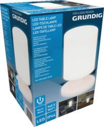GRUNDIG Outdoor Tischlampe