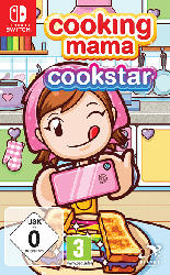 Cooking Mama: CookStar [Nintendo Switch]