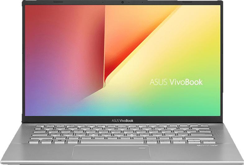 ASUS VivoBook 14 R424FL ( R424FL-EB188T), Notebook mit 14.0 Zoll Display, Core™ i7 Prozessor, 8 GB RAM, 512 GB SSD, GeForce MX250, Transparent Silver