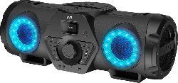 JVC RV-NB200BT Bluetooth Lautprecher (Schwarz)