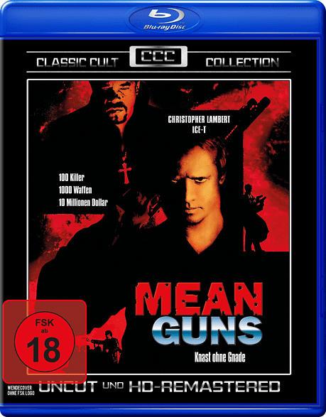 Mean Guns [Blu-ray]