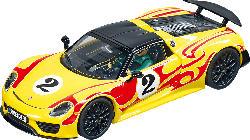 "CARRERA (TOYS) Evolution Porsche 918 Spyder ""No.2"" Modellspielzeugauto, Mehrfarbig"