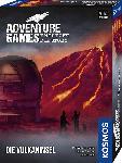 MediaMarkt KOSMOS Adventure Games - Die Vulkaninsel Gesellschaftsspiel, Mehrfarbig