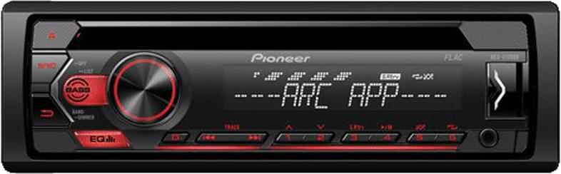 PIONEER DEH-S 120 UUB Autoradio 1 DIN, 50 Watt