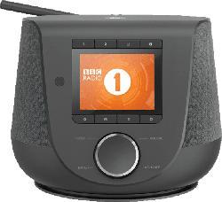 HAMA DIR3200SBT Internetradio (Schwarz)