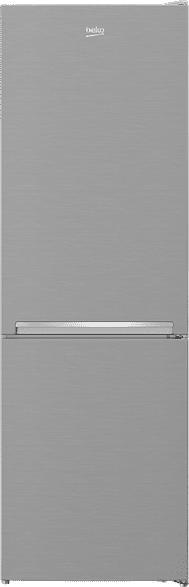 BEKO RCSA366K40XBN  Kühlgefrierkombination (A++, 235 kWh/Jahr, 1852 mm hoch, Edelstahl-Look)