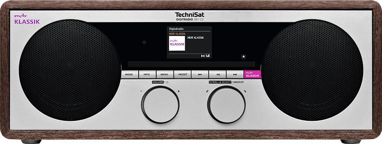 TECHNISAT DIGITRADIO 451 CD mdr, Radio