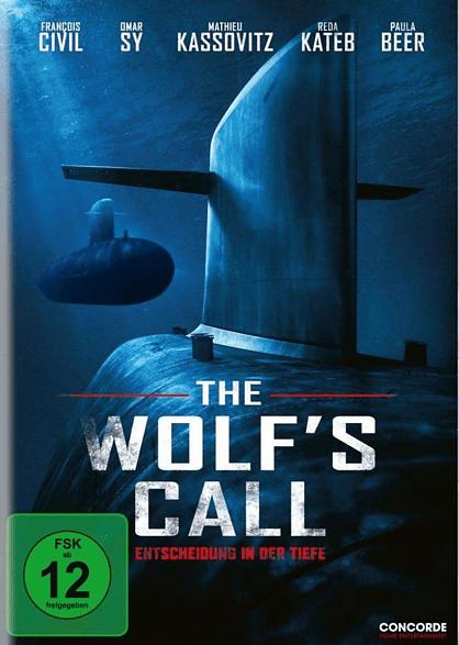 The Wolfs Call - Entscheidung in der Tiefe [DVD]